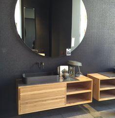 Greystone marble used in a Boffi bathroom