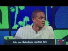 RAJON RONDO EXCITED TO PLAY WITH DWYANE WADE ON BULLS DESPITE PAST