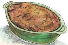 Pudin di Salmou (Antilliaanse zalm casserole) Lees meer... https://www.antilliaans-eten.nl/recepten/pudin-di-salmou-antilliaanse-zalm-casserole/