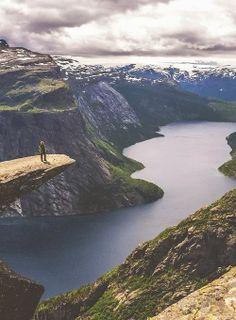 Hordaland Fylke, Norway.