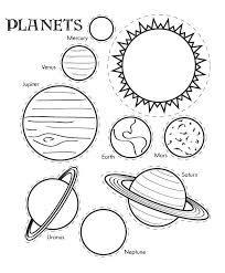 Imagini pentru planets colors in our solar system printables ...