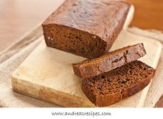 I used to order Baked Boston Brown Bread at a local restaurant every week, until I learned I could make it at home!