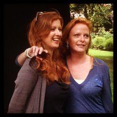 Eva Elizabeth & friend #Redheadday #Roodharigendag #RhdNL