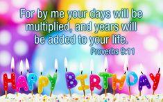 christian birthday verses - Google Search