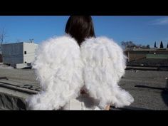 Fancy Made — DIY - CUPID FEATHERED WINGS Because no Cupid...