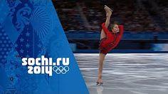 krasobruslení olympiáda - YouTube