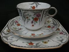 * Melba bone china
