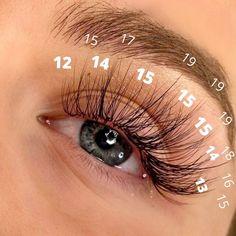 Wispy Eyelashes, Perfect Eyelashes, Curl Lashes, Long Lashes, Volume Lashes, Eyelash Extensions Classic, Natural Looking Eyelash Extensions, Pretty Makeup, Makeup Looks