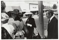 [Untitled]; Garry Winogrand (American, 1928 - 1984); Beverly Hills, California, United States; 1979; Gelatin silver print; 22.5 x 33.8 cm (8 7/8 x 13 5/16 in.); 99.XM.14.2; Copyright: © 1984 The Estate of Garry Winogrand