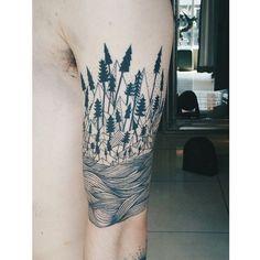 Half Sleeve Tattoo By Barbara Rebelo - http://tattooideas22.com/half-sleeve-tattoo-barbara-rebelo/