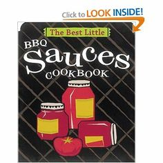 The Best Little BBQ Sauces Cookbook [Paperback]