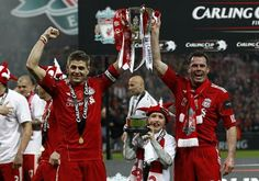 Liverpool Carling Cup 2012.