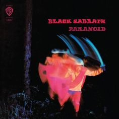 Black Sabbath - Paranoid - 2 LP