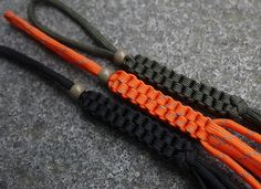 1.97$  Watch now - edc tool corn knot tail rope chain ornaments nylon parachute cord falling knife key chain DIY appliances   #magazineonlinebeautiful