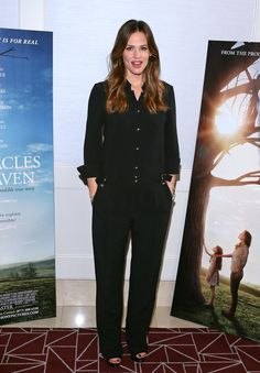 Pin for Later: No, It's Not a Miracle: Jennifer Garner Always Looks Like This