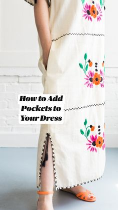 Diy Clothing, Clothing Patterns, Dress Patterns, Sewing Patterns, Sewing Hacks, Sewing Projects, Sewing Class, Fashion Project, Diy Fashion