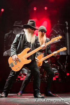 ZZ Top - One of my favorite bands! #SoDamnCool