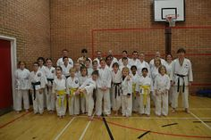 Oh Kami Karate Club: Some photos from today's training