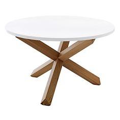1000 ideas about table ronde bois on pinterest - Pied de table ronde en bois ...