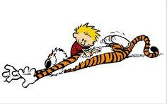 ♡Calvin and Hobbes
