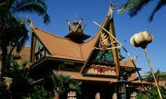 Walt Disney's Enchanted Tiki Room--Annoying song...Tiki Tiki Tiki Room (and REPEAT)