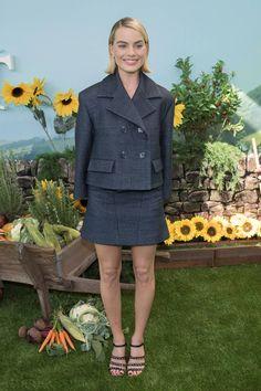 Margot Robbie in Chanel.