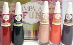 Esmaltes Impala Fun: Coleção Outono-Inverno 2012 Adorei as cores!!
