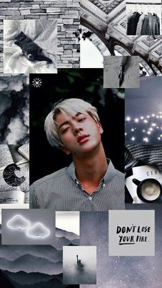 Wall Paper Aesthetic Bts Jin Ideas For 2019