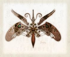 Twitter / Steampunk_T: Victorian Mechanical Mosquito ...