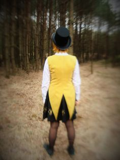 Bill Cipher Cosplay.