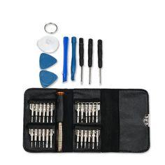 Jelbo 33in1/ 8in1 / 25in1 Torx Screwdriver Tool Set Mobile Phone Repair Tool Kit Screwdriver Set Combination Hand Tool