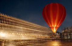 L'Invitation au voyage, Venice. Discover the latest Louis Vuitton campaign.