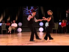 Brennar and Autumn Carolina Shag, Grand Nationals 2014 - YouTube