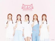 Girl Group CLC Goes Busking At The Han River - http://imkpop.com/girl-group-clc-goes-busking-at-the-han-river/
