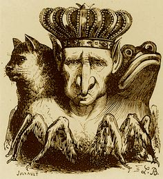 """The Best Demon Illustrations of All Time: Even today, the 1863 edition of the """"Dictionnaire Infernal"""" is the stuff of nightmares."""
