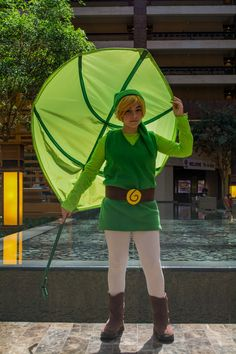 Wind Waker Link Cosplay by Belleciste
