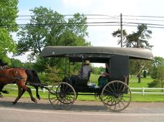 roads less travel guide into the amish country of holmes county ohio
