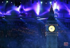 2012 London Olympics Officially Over, Chinese Netizen Opinions - chinaSMACK London Olympic Games, 2012 Summer Olympics, Big Ben, August 12, Concert, Concerts