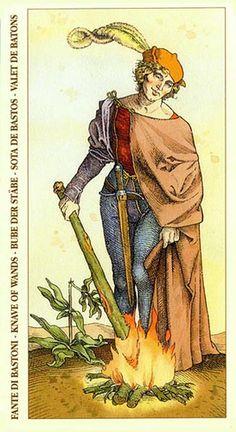 Tarot of Dürer