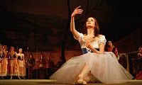 Giselle - the art of dying from a broken heart