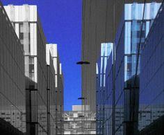 Mirror mirror (Steve Gait) Tags: john library rylands