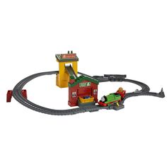 Fisher-Price Thomas & Friends - TrackMaster Percy's Mail Delivery Depot   ToysRUs