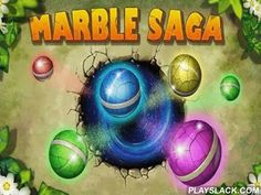 Marble Saga  Android Game - playslack.com , Marble Saga   is uncomplicated, but quite intriguing game in Zuma style. Your important goal is to oversee to wreck all balls in the given time. Except tournament over time, you need to make as many combos of havocs as accomplishable to get the limit abstraction of scores. In the game there re 108 different levels broken into 6 areas, among which desert, location and seabed.