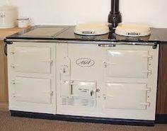 I want an aga stove and heated floor....