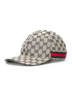 Gucci Cotton baseball cap | Tessabit shop online