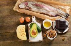 Tuky sú výborným zdrojom energie a tvoria aj niektoré orgány tela High Fat Foods, Low Fat Diets, High Fat Diet, No Carb Diets, Keto Diet Plan, Ketogenic Diet, Fatty Fish, Low Carbohydrate Diet, Super Healthy Recipes