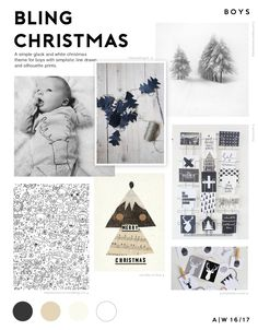 Emily Kiddy: Christmas Trend - Younger Boys - Autumn/Winter 2016/17
