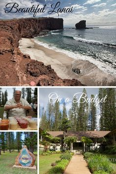 Hawaii can be affordable - the island of Lanai is budget friendly Hawaii Vacation Rentals, Hawaii Destinations, Honeymoon Vacations, Hawaii Honeymoon, Mexico Vacation, Romantic Vacations, Best Vacations, Vacation Trips, Honeymoon Ideas