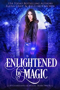 Enlightened by Magic Paranormal Romance, Romance Novels, Book Suggestions, Book Recommendations, Teen Fantasy Books, Books To Read, My Books, Beautiful Cover, Magic Book