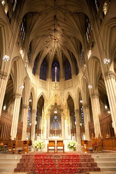 St Patrick's Cathedral, New York... beautiful